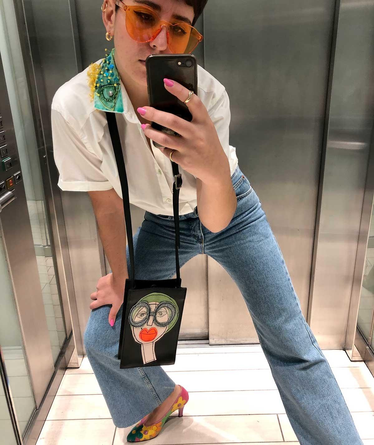 Camicia Pesci
