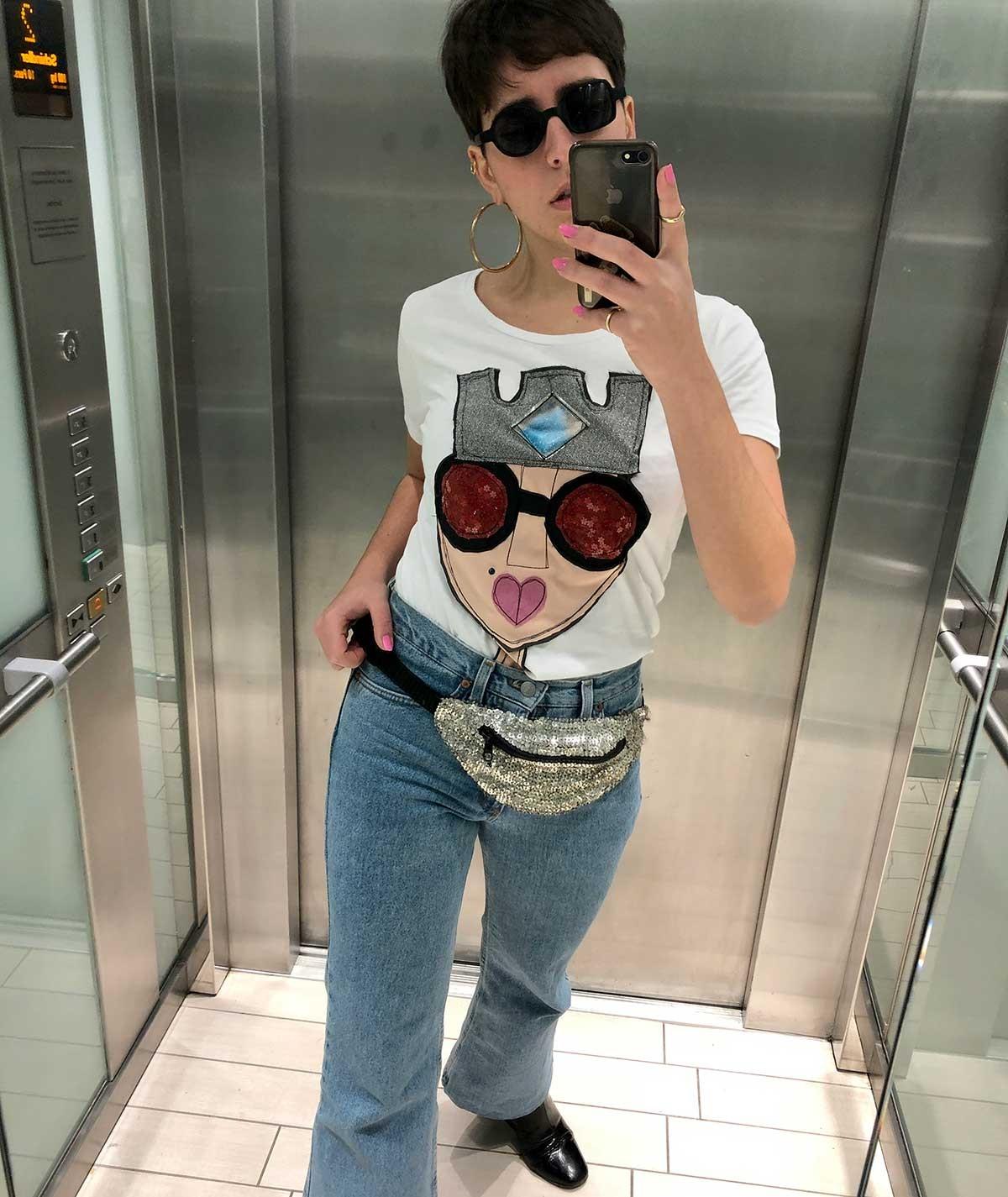T-shirt Regina