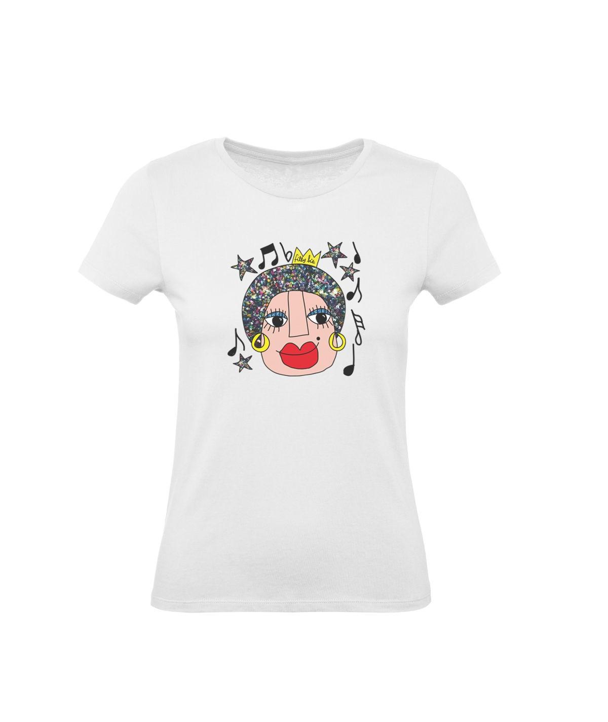 Festaiola ● t-shirt stampata