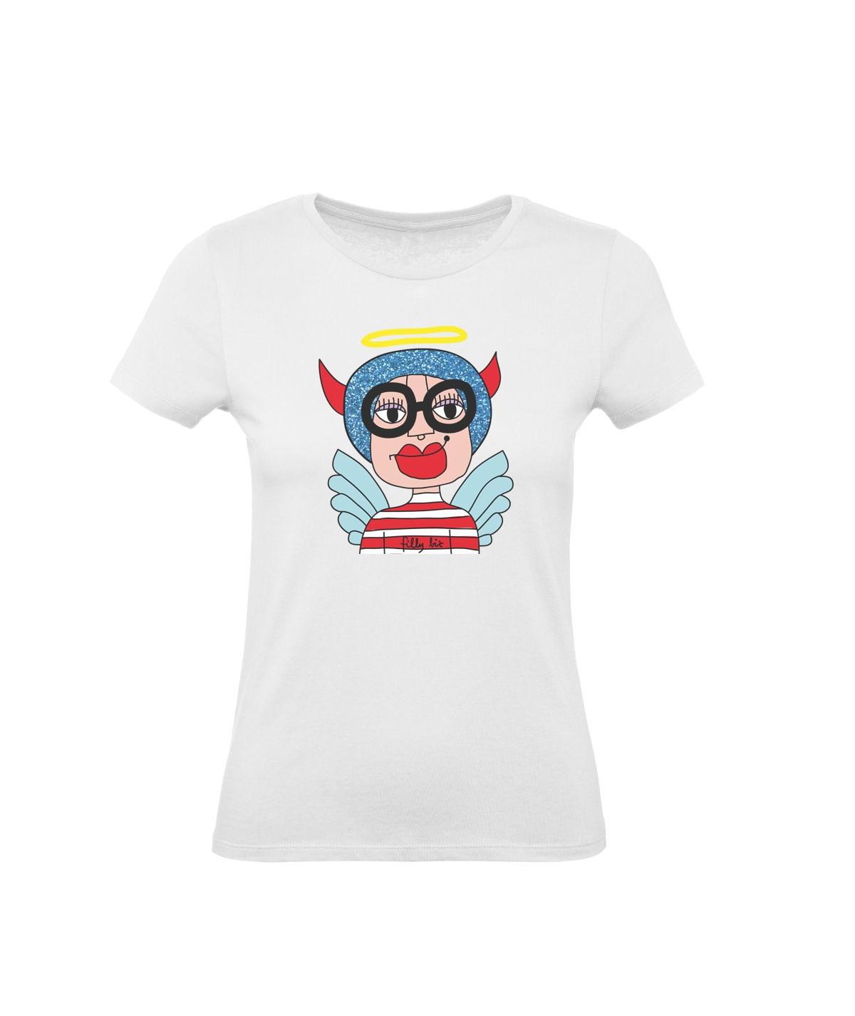 Lunatica ● t-shirt stampata