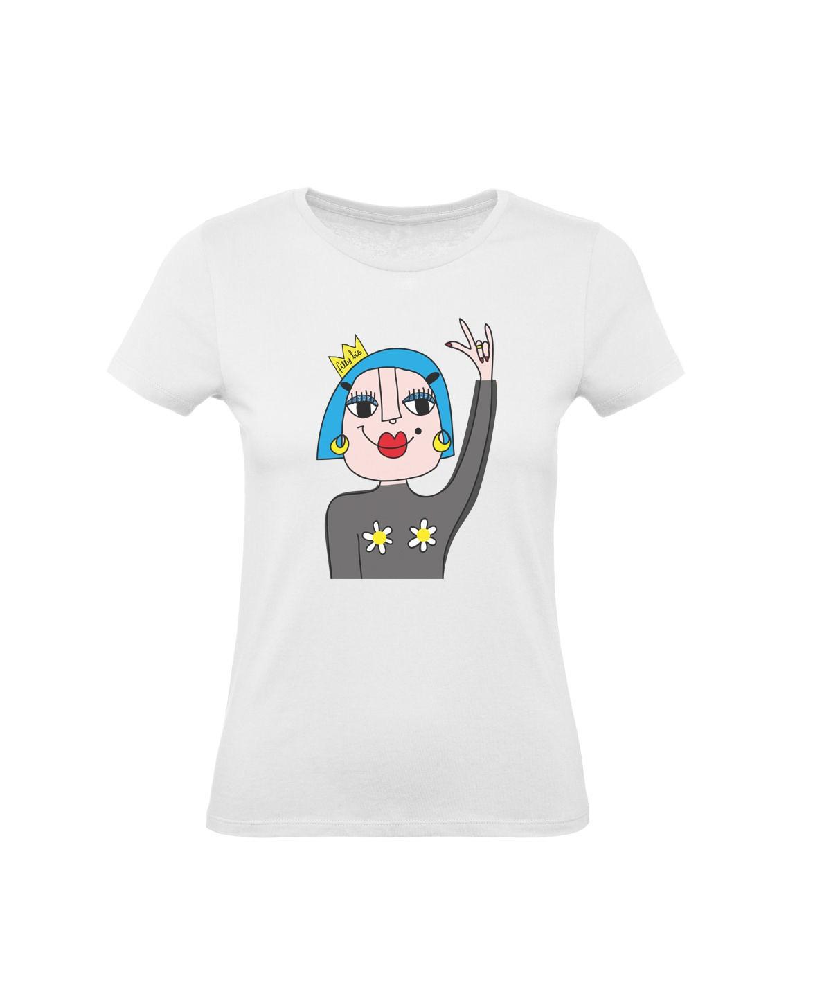 Rock 'n roll ● printed t-shirt