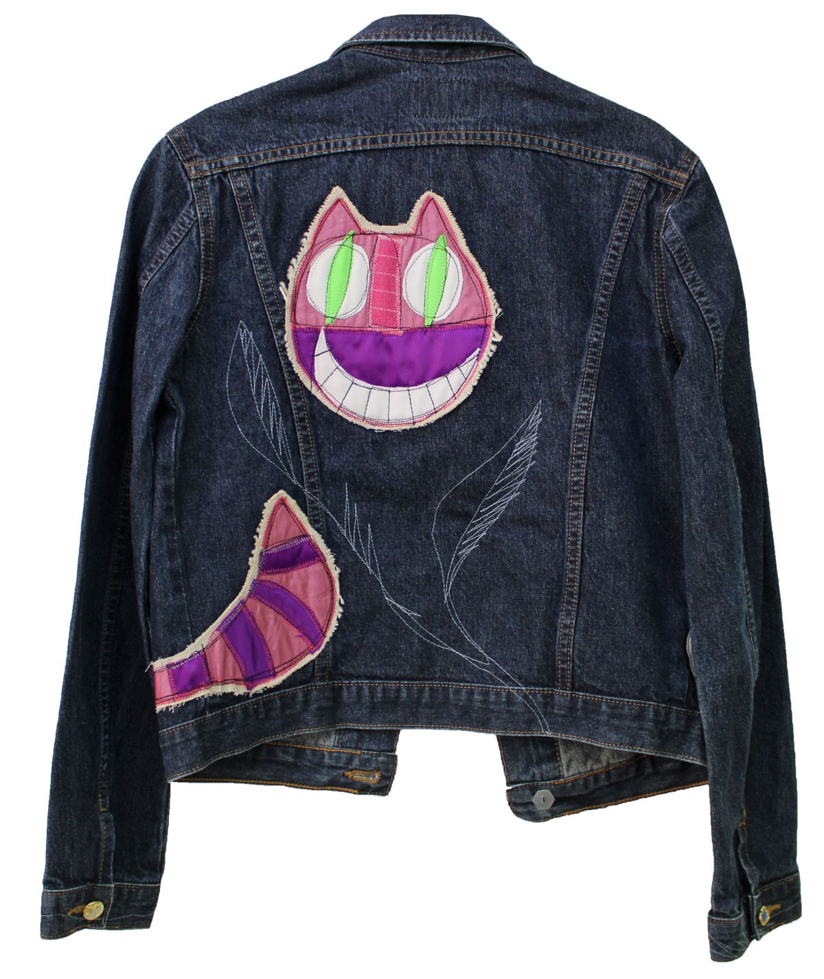 Cheshire cat jacket -...