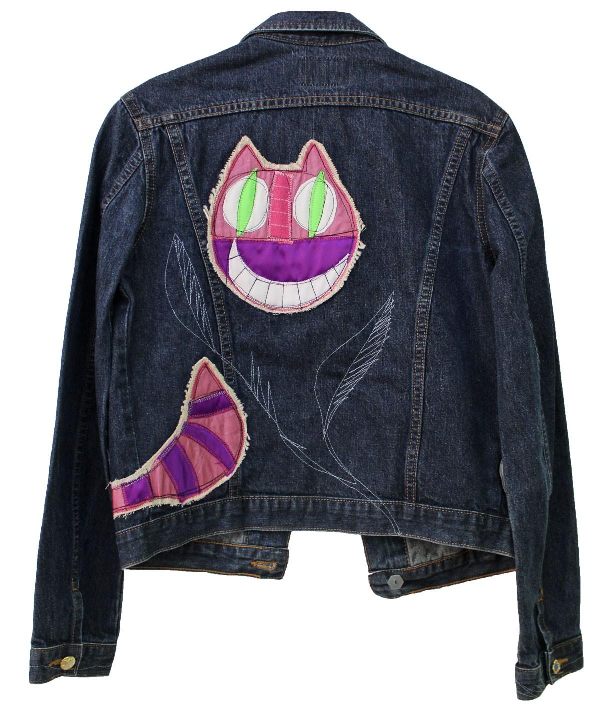 Cheshire cat jacket -...