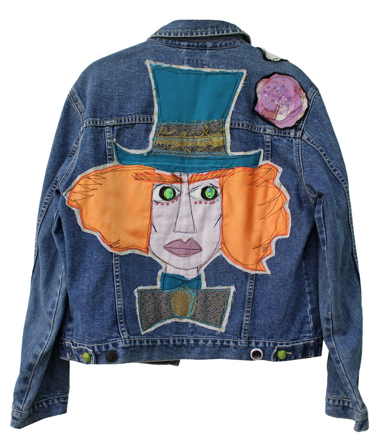 SOLD OUT Mad Hatter jacket...