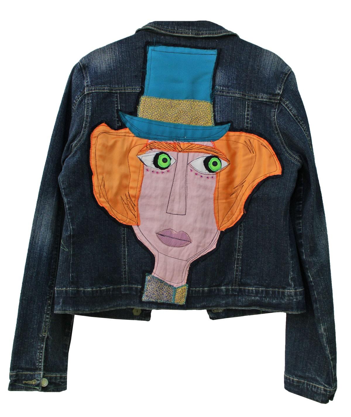 Mad Hatter jacket - unique...
