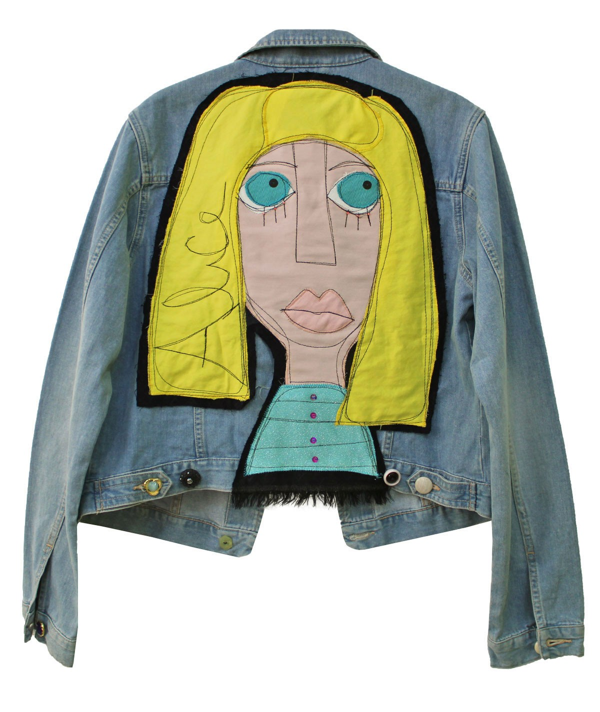Alice jacket - unique piece