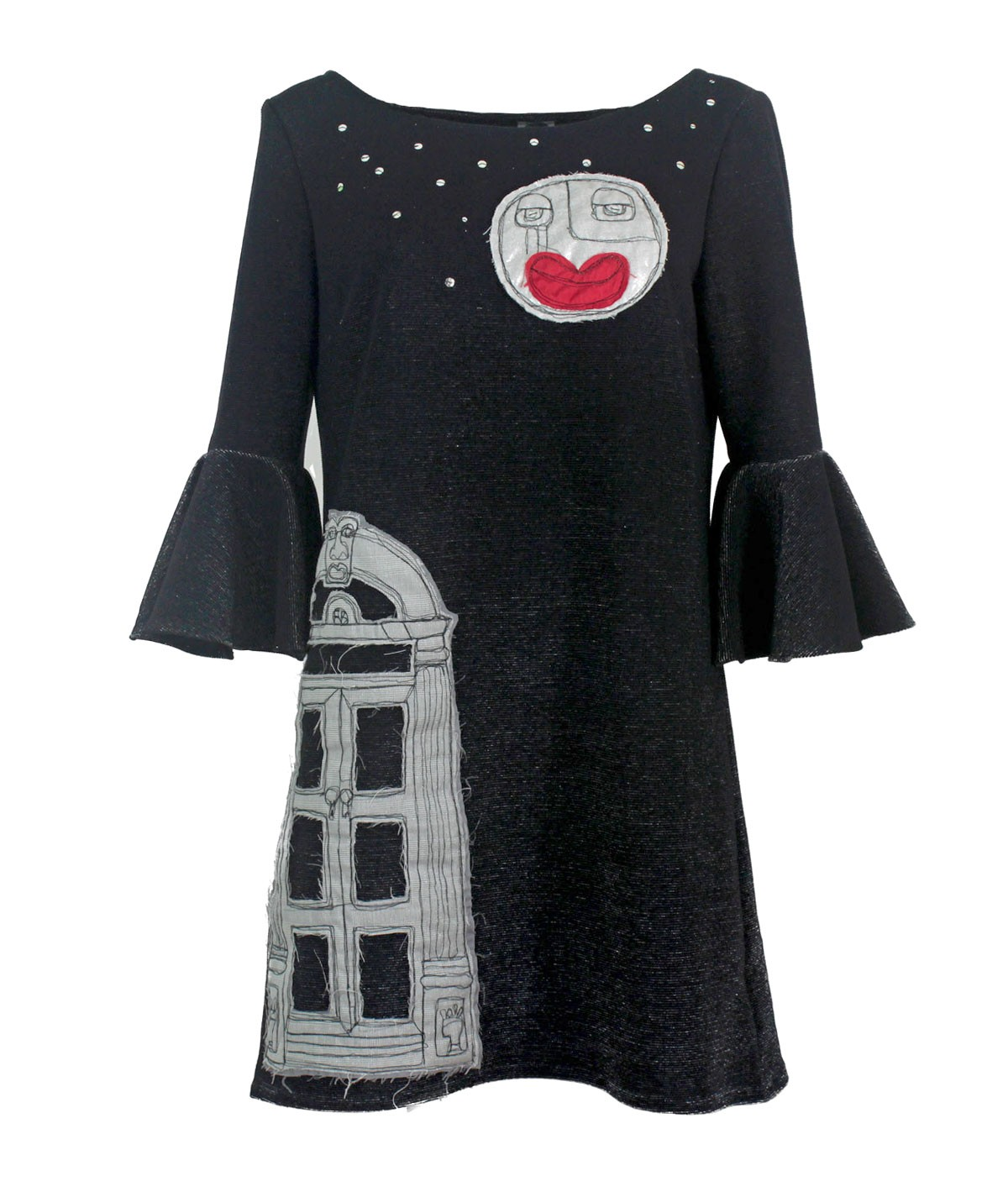 """City at night"" Dress"