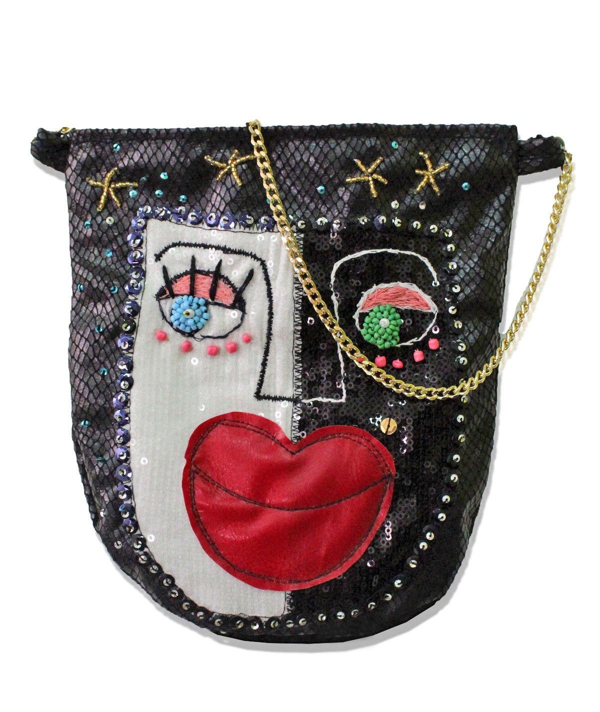 Moon - shoulder bag