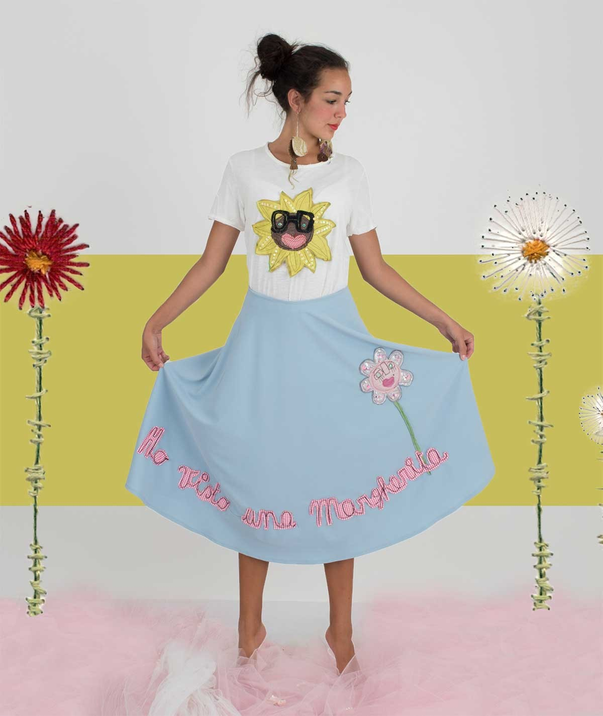 The Daisy Skirt