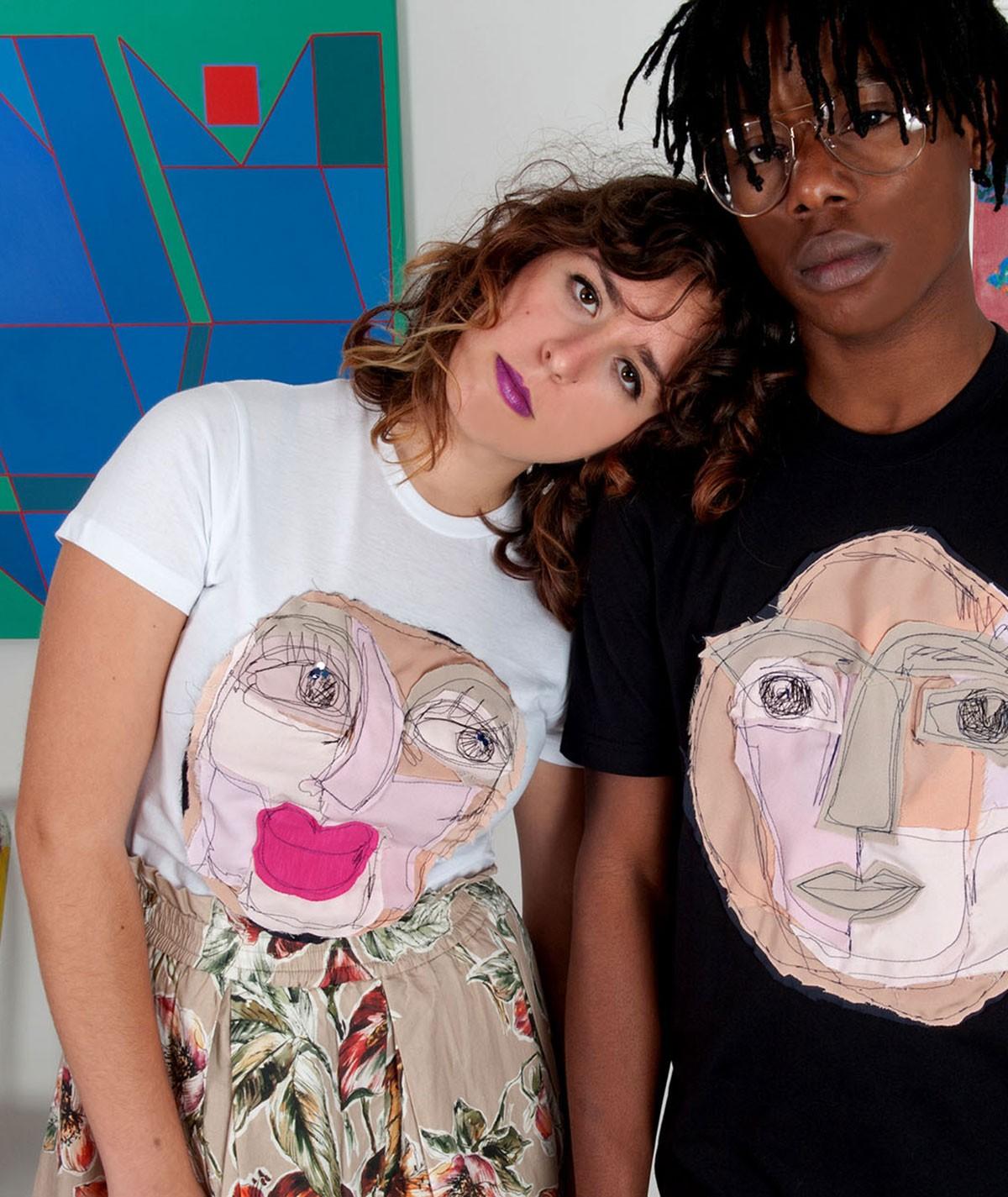 T-shirt Arte
