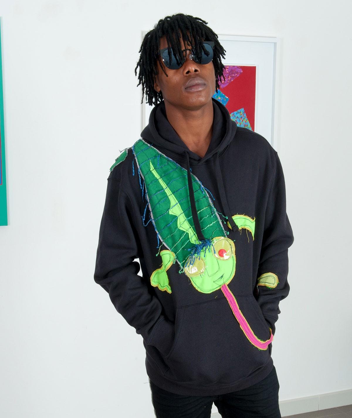 Chameleon sweatshirt for men